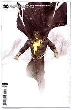 BLACK ADAM: ENDLESS WINTER SPECIAL #1(2/21)BOSSLOGIC CVR(LOW PRINT)CGC IT(9.8)!!
