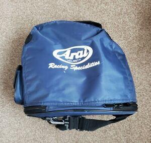 Arai Blue Motorcycle Helmet Bag