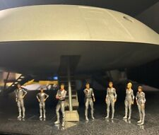Lost In Space Robinson Family Silver Suits 1/35 Figure Set 3D printed Jupiter 2