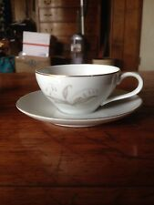 C1961 Kaysons Fine China Japan Golden Rhapsody Teacup and Saucer