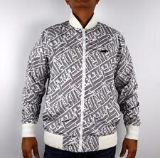 New Alpinestars Men's FURIES Reversible Windproof Varsity Jacket, XL, White
