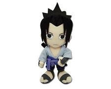 "1x Official Sealed Great Eastern GE-8901 Naruto Shippuden 9"" Sasuke Plush"