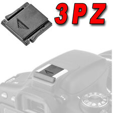HOT SHOE MOUNT FLASH PROTECTION COVER CAMERA NIKON BS-1 BS1 D3S D3000 D300S D3X