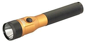 Streamlight 75641 Orange LED Stinger with Battery Only Brand New!