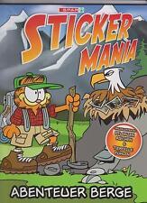 Spar Stickermania 5 Abenteuer Berge Sticker 2013 (15 aussuchen)