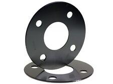 3mm BMW Wheel Spacers 4x100  57.1 cb PAIR 318i 318is 325es 325i 325is E30 M3 NEW