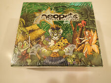 NEOPETS TCG CCG: MYSTERY ISLAND Factory Sealed Booster Box!