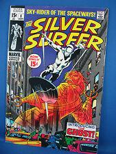 SILVER SURFER 8 VF NM  1969 NICE Mephisto