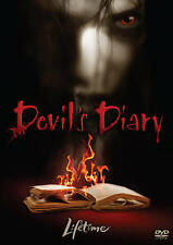 DEVIL'S DIARY DVD MOVIE BRIAN KRAUSE ALEXZ JOHNSON ANDREA BROOKS UNRATED HORROR