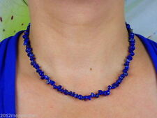 Unisex Halsketten aus Edelsteinen mit Lapis Lazuli