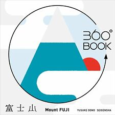 360° degree BOOK Mount FUJI for Gift Pop up gimmick 3D Yusuke Oono -From Japan-