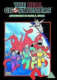 The Real Ghostbusters - Adventures In Slime And Space (DVD, 2004)