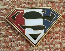 SUPER USA / SUPERMAN Lapel Pin