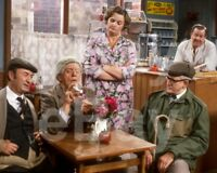 Last of the Summer Wine (TV) Brian Wilde, Peter Sallis, Jane Freeman 10x8 Photo