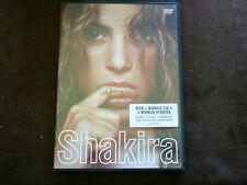 Epic  DVD + CD SHAKIRA  Oral Fixation Tour