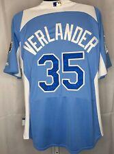 Justin Verlander 2012 MLB All Star Baseball Game American League Jersey Large LG