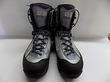 KAYLAND BLACK-SILVER A L S BOOTS Apex Trex Hiking Boots SIZE 12 1/2