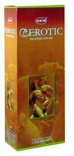 HEM Incense Sticks Erotic 120-Stick  Free Shipping