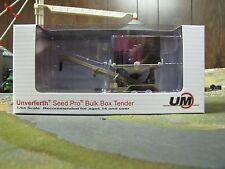 1/64 SpecCast Unverferth Tandem Axle Seed Pro 410XL Bulk Box Tender