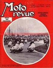 MOTO REVUE 1343 ROYAL ENFIELD 250 Crusader MOTOBECANE Z2 C Grand Prix Allemagne