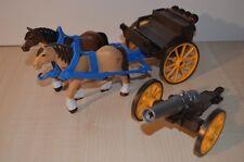 8245 playmobil western cavalry artillerie kanon nordistes blauwbloezen 5249