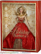 BARBIE BDH13 Mattel 2014 Doll Holiday Collector Collection Puppe Bambola Muñeca