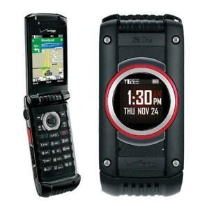 Excellent 3G Casio G'zone Ravine 2 C781 Verizon Basic Flip Phone Rugged GSM