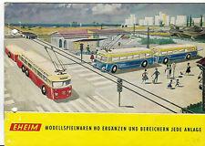 EHEIM Katalog aus den 50er/60er Jahren