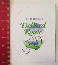 Aufkleber/Sticker: Internationale Dollard Route (130316162)