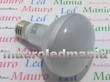 E27 LED Lampada R80 Riflettore 9W=85W 220V Bianco Freddo 6000K Pavia