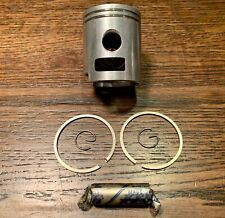 BENELLI 50CC DYNAMO BUZZER FIREBALL WARDS PISTON KIT W/ RINGS PIN CLIPS *NOS!*