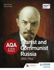 AQA A-level History: Tsarist and Communist Russia 1855-1964 9781471837807