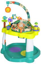 Baby Activity Center Creative Baby Woodland Three-Position Heights Adjustment