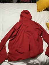 XL Hoodie Nike Therma Fit Red