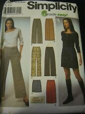 full figure - long pants and skirts