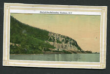 END OF PALISADES, OPPOSITE YONKERS, NEW YORK *