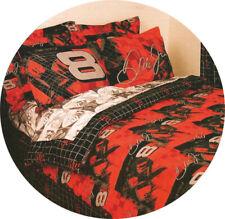 Dale Earnhardt Jr. Pillowcase -Red/Black #8