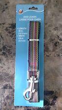 """Greenbrier Kennel Club 48"""" Nylon Dog Leash - Multi-color"""