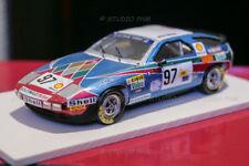 PORSCHE 928S #97 RAYMOND BOUTINAUD 24H du MANS 83 P.Moulage 1:43 built No Spark