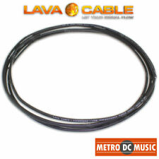 10 feet Lava Cable BLACK Tightrope Cable For Lava Tight Rope Plugs Pedal Patch