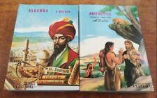 Pack Algebra BALDOR y Aritmetica (spanish) paperback (includes 2 books)
