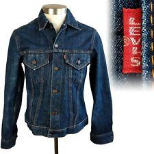 New listing 1970s Vintage Levi's Big E Type Iii Trucker Denim Jacket 70505-0217 36