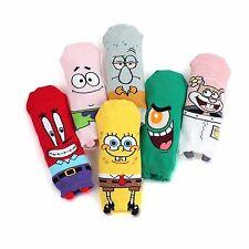 [Kostenloser Versand] Spongebob Socken (Packung zu 6Paar) Patrick Thaddäus OL