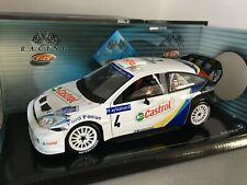 FORD FOCUS WRC - N°4 - TOUR DE CORSE 2003 - SOLIDO 1/18