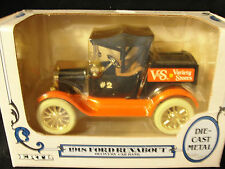 FORD RUNABOUT DELIVERY CAR BANK, ERTL 1918