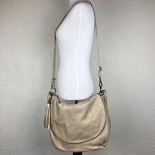 Borse In Pelle Genuine Leather XL Large Boho Tote Handbag Shoulder Bag Tassel