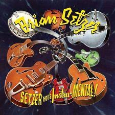 Brian Setzer, Brian - Setzer Goes Instru-Mental [New CD]
