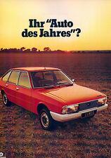 Simca-1307-1308-1975-Reklame-Werbung-genuineAdvertising-nl-Versandhandel