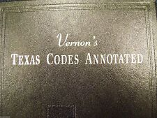 VERNON'S TEXAS CODES ANNOTATED PENAL Volume 4  (2003 Edition)