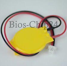 Bios CMOS Batterie HP Compaq nc6000 nc8000 nw8000 nx8220 nc8230, CR2016 battery